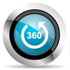 360 degree dewarping icon