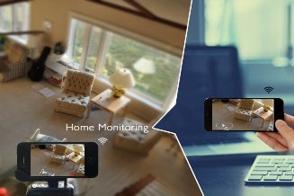 Cloud Based Home Monitoring Solutions