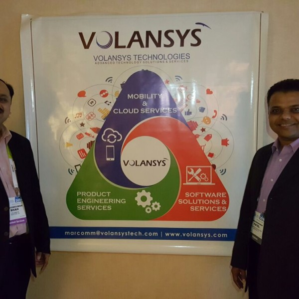 Volansys at CES 2016
